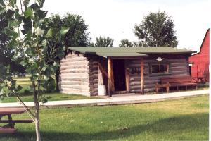 LaForge Cabin